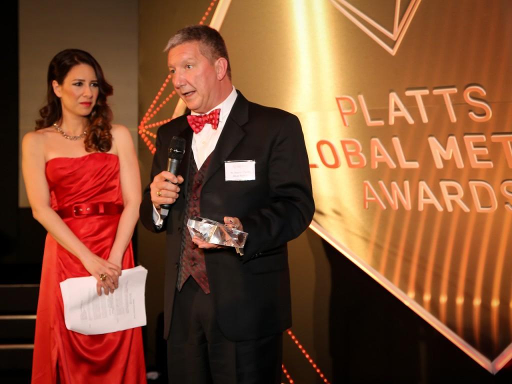Platts GMA Rising Star Award - Steve Clarke